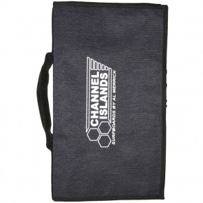 Channel Islands Shortboard Fin Wallet - Charcoal Heather