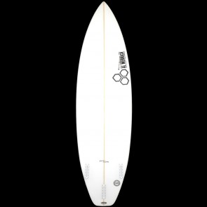 Channel Islands 6'2 Black & White Surfboard