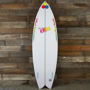 Channel Islands Fish Beard 6'0 x 20 1/8 x 2 11/16 Surfboard