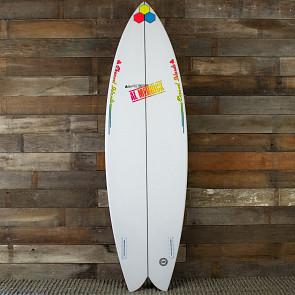 Channel Islands Fish Beard 6'2 x 20 3/8 x 2 3/4 Surfboard