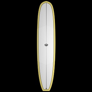 CJ Nelson Designs The Sprout Thunderbolt Surfboard - Yellow - Deck