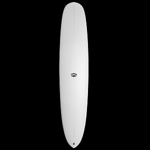 CJ Nelson Designs Neo Classic Thunderbolt Surfboard - White - Deck