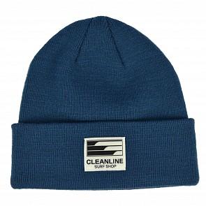 Cleanline Beanie - Slate