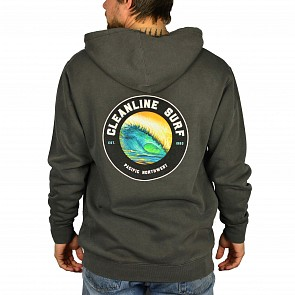 Cleanline Big Barrel Hoody - Black