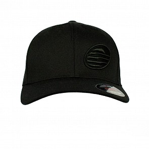 Cleanline Embroidered Rock Hat - Black/Black