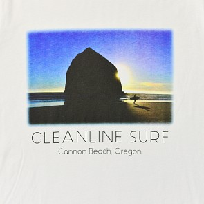 Cleanline Haystack T-Shirt - White