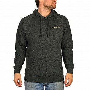 Cleanline Morning Stretch Hoody - Carbon