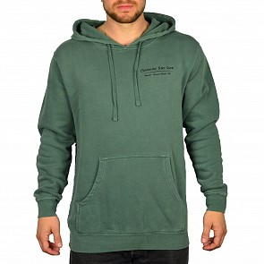 Cleanline Salmon Hoody - Pigment Alpine Green