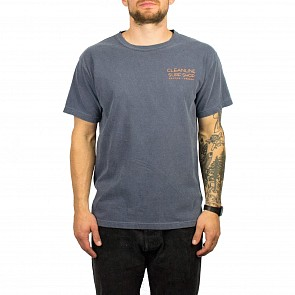 Cleanline Surf Lodge T-Shirt - Denim
