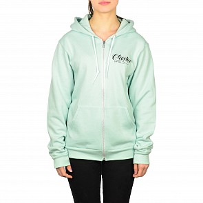Cleanline Women's Eagle Zip Hoody - Menthe