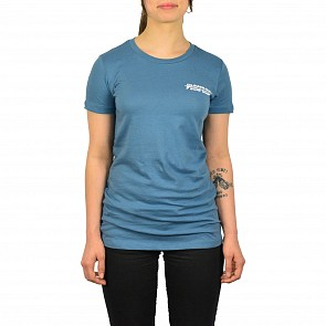Cleanline Women's Longboard Top - Steel Blue