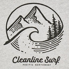 Cleanline PNW Hoody - Athletic Heather