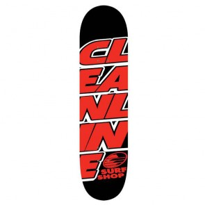 Cleanline Stacked Deck - Red