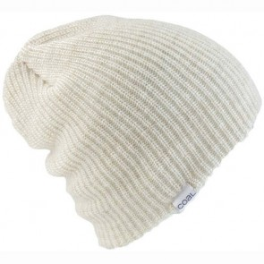 Coal Women's Hailey Beanie - White