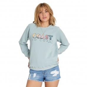 Billlabong Woman's Coastal View Sweatshirt