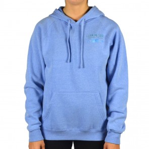 Cleanline Women's Rain Dance Hoodie - Pacific