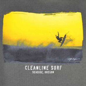 Cleanline Flyer Hoodie - Charcoal