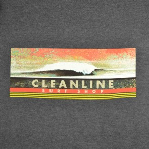 Cleanline Morning Stretch Hoodie - Dark Heather Grey