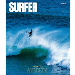 Surfer Magazine - Volume 59 Number 7