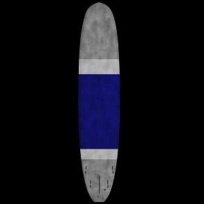Harley Ingleby Series Cruiser Thunderbolt Surfboard - Black Xeon/Blue Tint