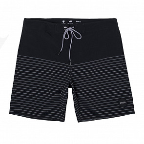 RVCA Curren Boardshorts - Black - front