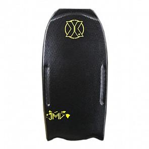 Custom X Bodyboards JMV Revolution Bodyboard - Black
