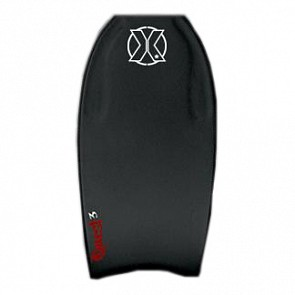 Custom X Bodyboards Quest Bodyboard - Black