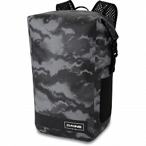 Dakine Cyclone Roll Top 32L Dry Backpack - Dark Ashcroft Camo