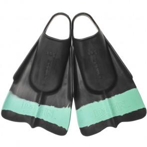 DaFiN Vissla 2.0 Swim Fins - Black/Jade