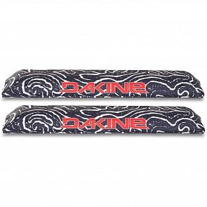 """Dakine Aero Rack Pads 34"""" - Lava Tubes"""