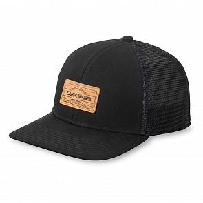 Dakine Peak To Peak Trucker Hat - Black