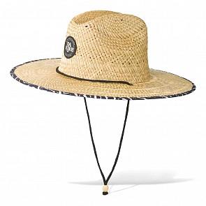 Dakine Pindo Straw Hat - Lava Tubes