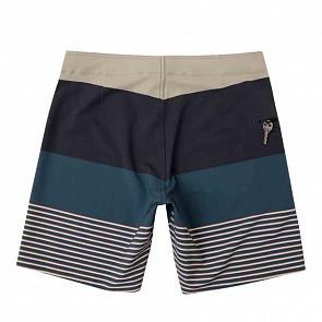 Dark Seas Cotide Boardshorts - Navy