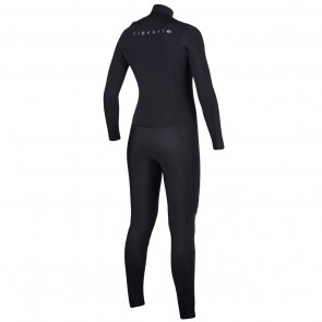 Rip Curl Women's Dawn Patrol 5/3 Chest Zip Wetsuit