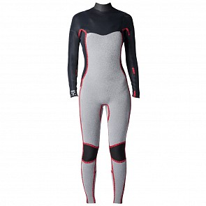 Rip Curl Women's Dawn Patrol 3/2 Chest Zip Wetsuit - 2018
