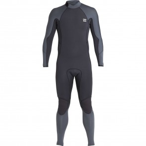 Billabong Furnace Absolute Comp 3/2 Back Zip Wetsuit
