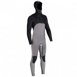 Vissla Seven Seas 6/5 Hooded Chest Zip Wetsuit - 2019