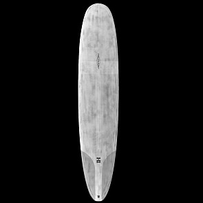 Harley Ingleby Series Diamond Drive Thunderbolt Surfboard - Grey/Clear - Deck
