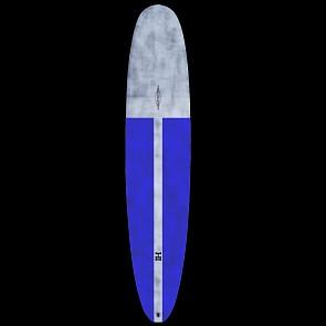 Harley Ingleby Series Diamond Drive Thunderbolt Surfboard - Xeon/Blue Tint - Deck