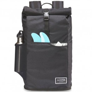 Dakine Section Roll Top Wet/Dry Backpack - Black