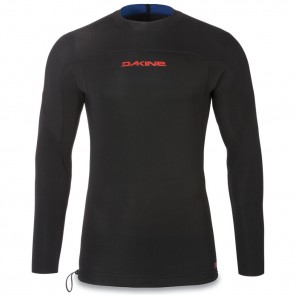 Dakine Neo Flatlock 1mm Long Sleeve Jacket - Black