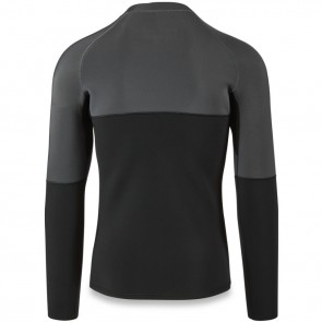Dakine Neo 2mm Front Zip Long Sleeve Jacket - Black