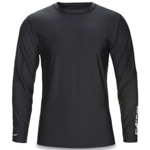 Dakine Heavy Duty Loose Long Sleeve Rash Guard - Black