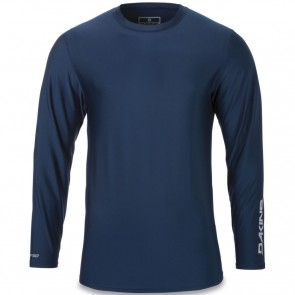 Dakine Heavy Duty Loose Long Sleeve Rash Guard - Resin