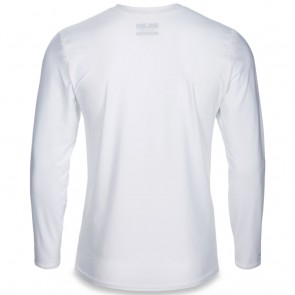 Dakine Heavy Duty Loose Long Sleeve Rash Guard - White