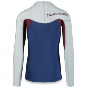 Dakine Heavy Duty Snug Long Sleeve Rash Guard - Resin