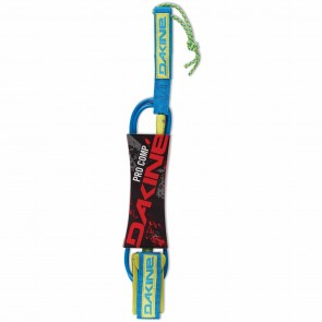 Dakine Grom Comp Leash - Neon Blue