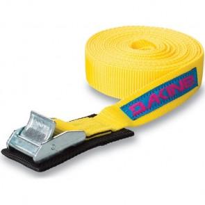 Dakine 20' Tie Down Strap - Yellow