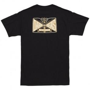 Dark Seas Lamp Light T-Shirt - Black