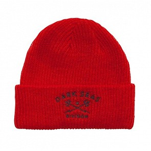 Dark Seas Cruiser Beanie - Red